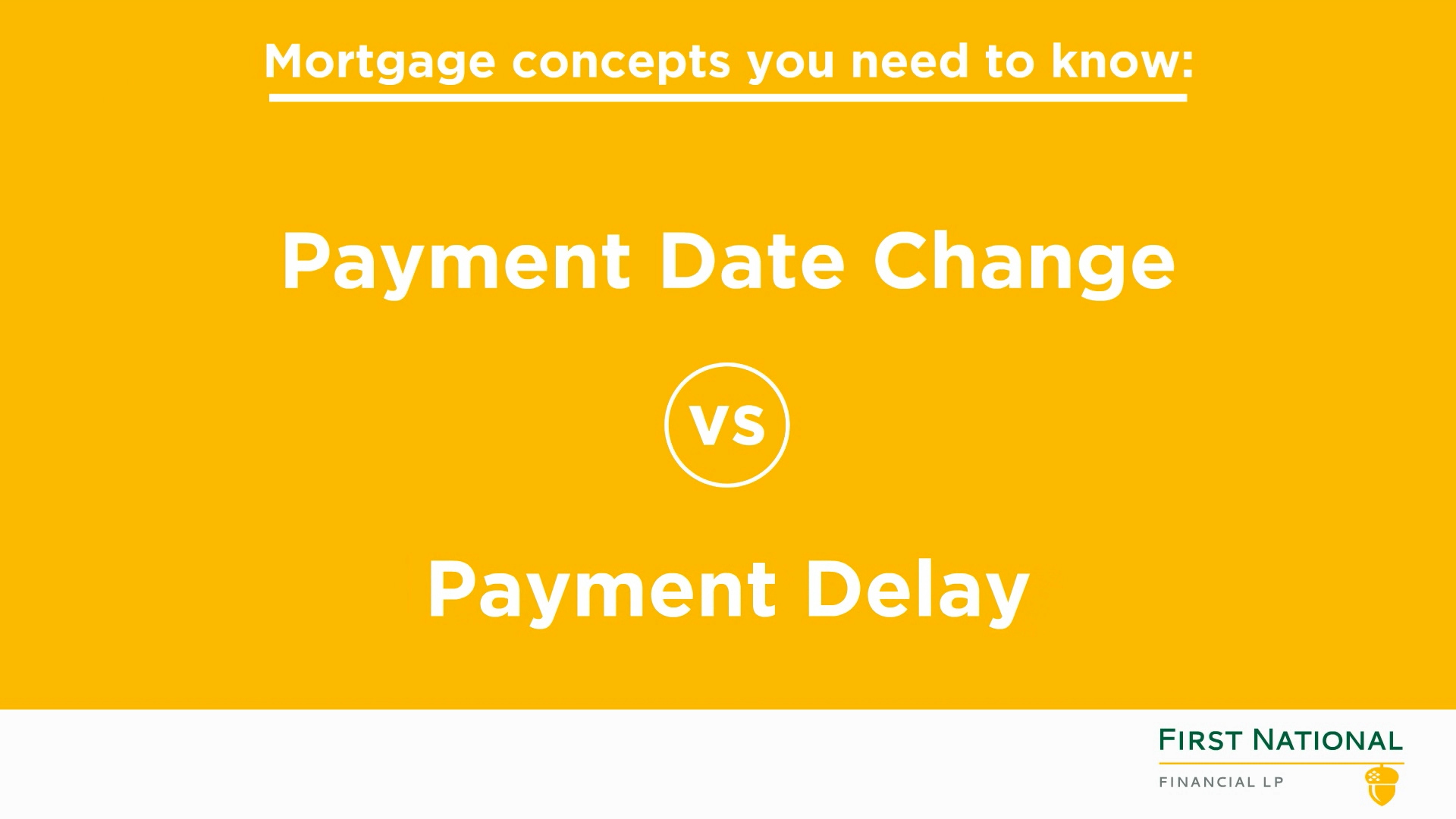 Payment Date Change vs Payment Delayv2