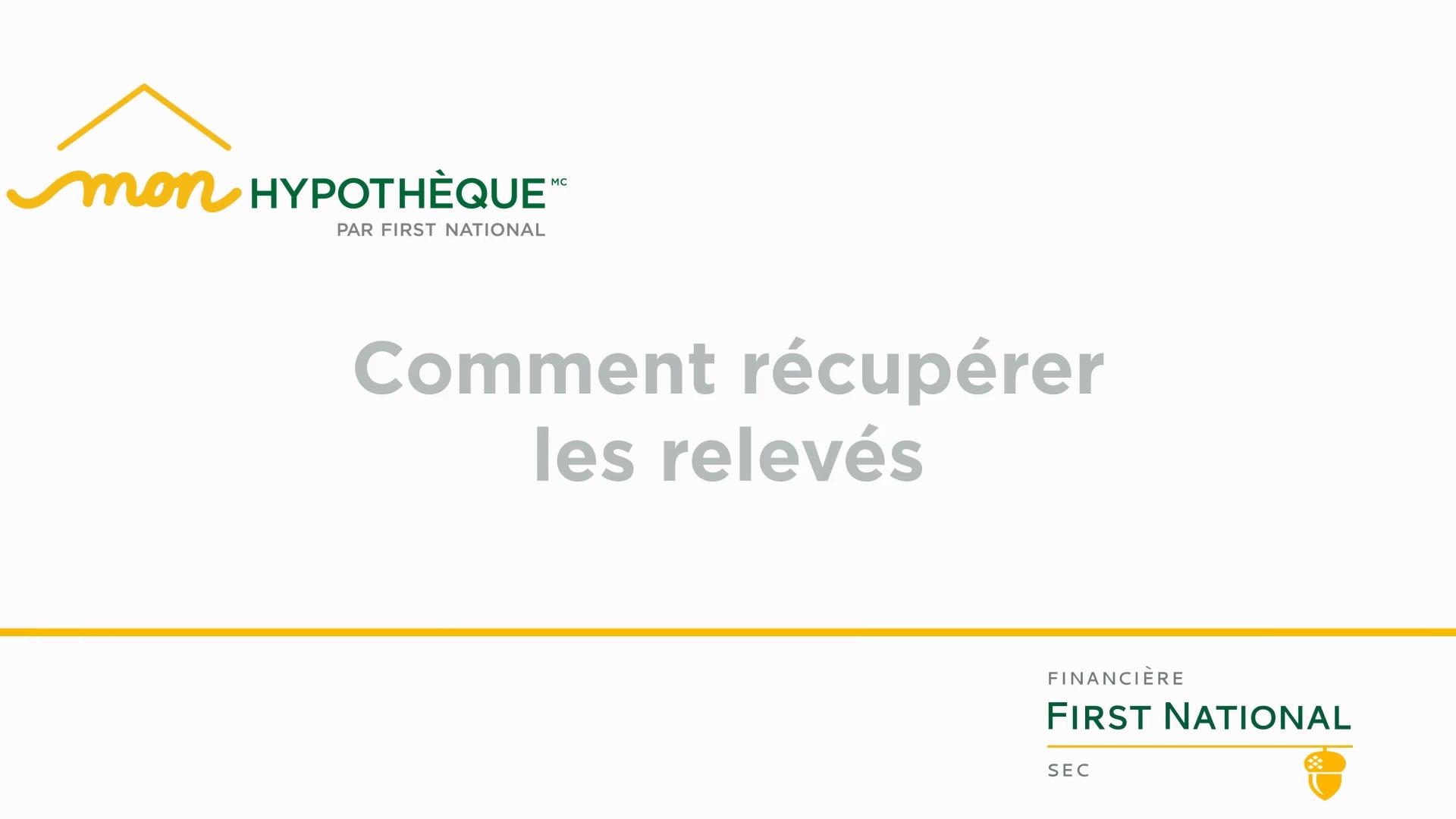Retrieving Mortgageg Statements_FR
